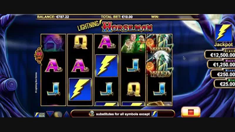 328 Lightning Horseman Slot Game casino slot onlineslot казино