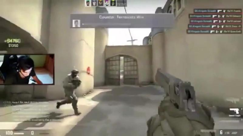 1 shot one kill no luck just skill