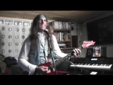Michael Crusader - My new melodic-pop-hard rock idea,on B.C.Rich,with new chorus.