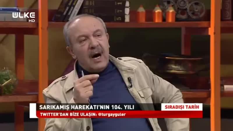 Sıradışı Tarih - 08 Ocak 2019 Turgay Güler ¦ Mehmet Çelik
