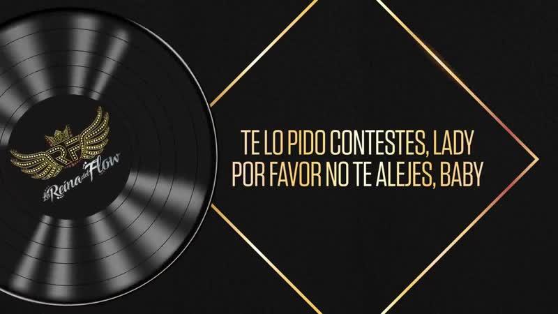 Perdóname - Charly (Alejo Valencia) La Reina del Flow 🎶 Canción oficial - Letra Caracol TV