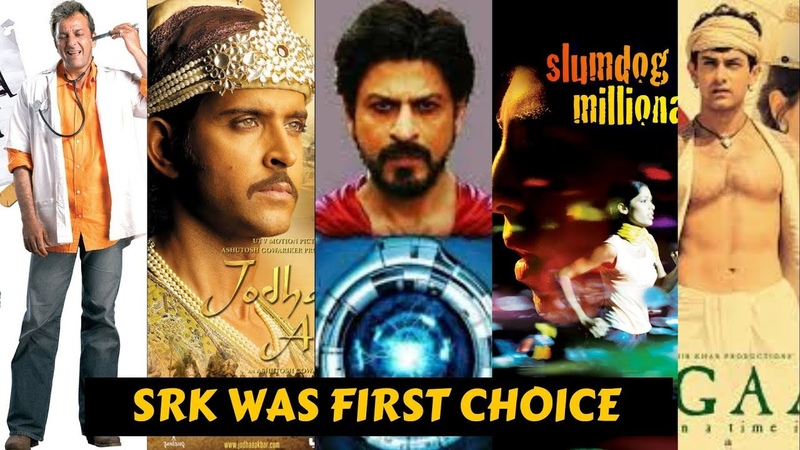 Robot to 3 Idiots 22 Films Where Shahrukh Khan was the First Choice You Didn't Know