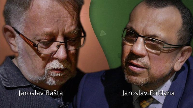 Jaroslav Bašta / Jaroslav Foldyna - Česká levice - Debatní klub