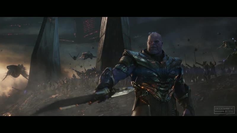 Avengers Assemble in Final Fight Scene Avengers 4 Endgame