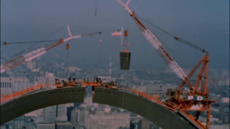 The Gateway Arch_ A Reflection of America [HD] - The men who built it speak