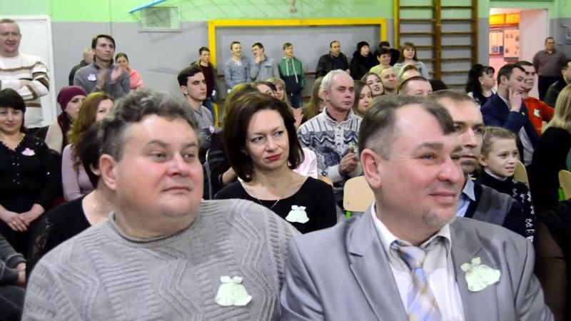 Вечір зустрічі випускників Білокуракинської ЗОШ№1 (Nikon) 04.02.2018