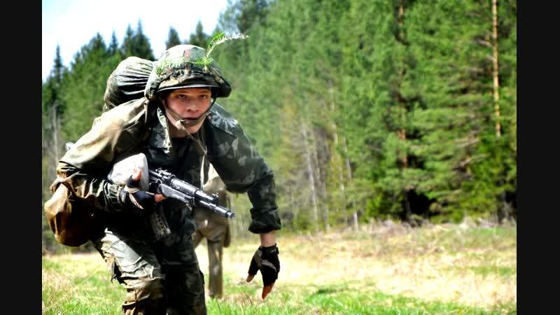 Выпускнику ВПК Ратник - Артёму Дамму. Служи достойно!