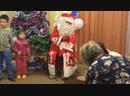Ёлка в Детском приюте «Березка» 2017