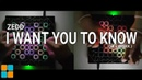 Zedd - I want you to know (Nev Remix.)(Phantom Launchpad cover.)(Unipad ver.) Project Files