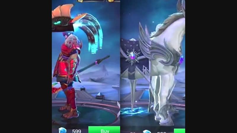 NEW SKINS ALPHA LEOMORD | Mobile Legends News