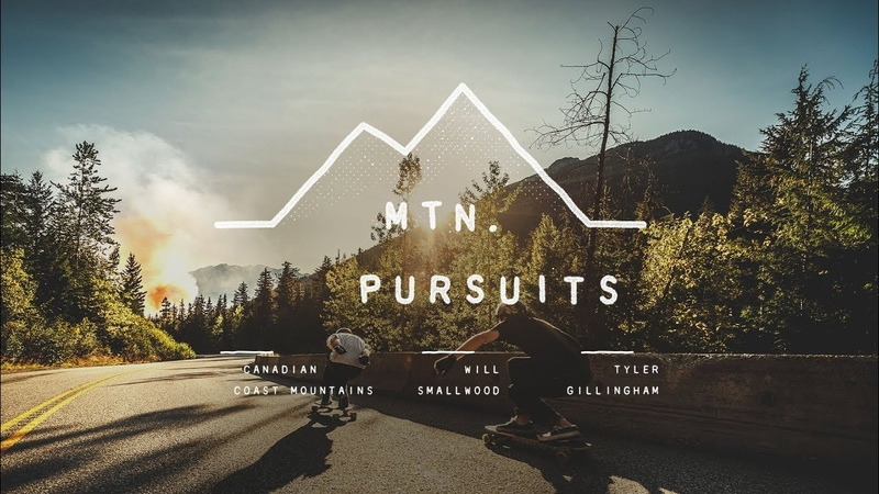 Arbor Skateboards Mtn Pursuits Canadian Coast Mountains