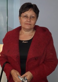 Хохлова Вера (Краснова)