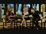 Patti LaBelle on the LIVE with Kelly and Ryan (Nov 20, 2018)