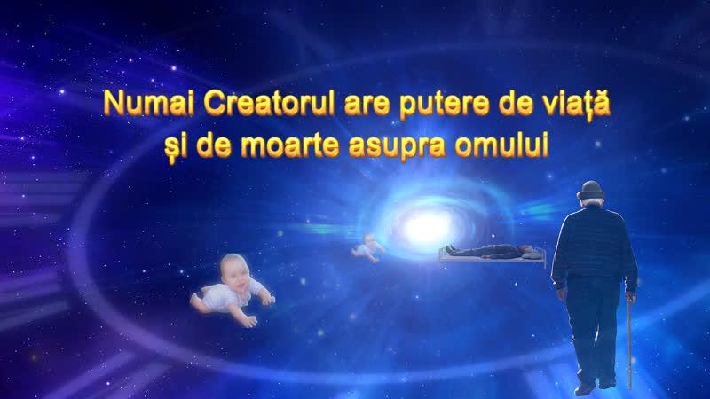 """Cuvântul lui Dumnezeu """"Dumnezeu Însuși, Unicul III Autoritatea lui Dumnezeu II"""" Partea a cincea"""