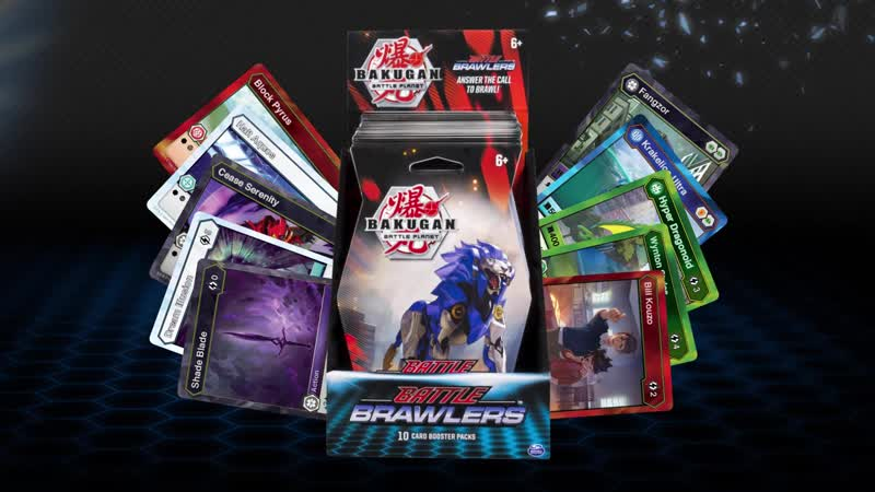 What is the Battle-Action Trading Card Game? ЧТО ТАКОЕ БАКУГАН TCG?