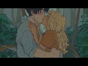 When I kissed you in the rain [Percabeth]