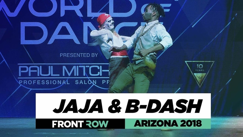 Jaja BDash | FrontRow | World of Dance Arizona 2018 | WODAZ18 | Danceproject.info
