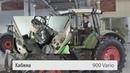 Обзор нового трактора Fendt 900 Vario