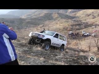 Extreme 4X4 Challenge 2018