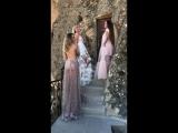 Съёмки в Каппадокии