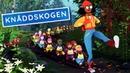 МАША РАСТЕРЯША потеряла ДЕТЕЙ В ЛЕСУ Веселая мультяшная игра для детей Knoddskogen