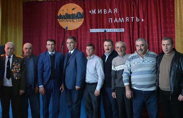 В Зеленчукском районе воины-интернационалисты стали Почетными гражданами станицы Сторожевой