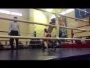 Финальный бой турнира памяти Бориса Ахмедова