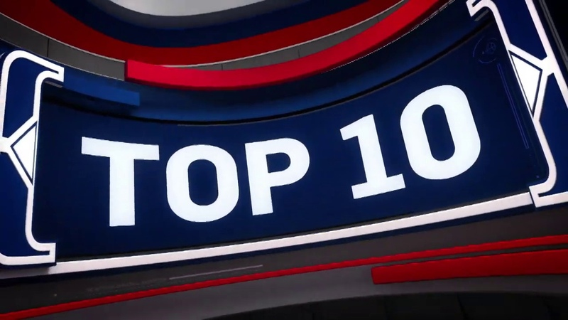 NBA Top 10 Plays of the Night | January 21, 2019