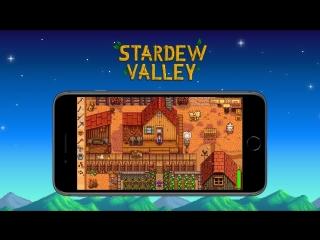 Stardew Valley - Mobile Announcement Trailer