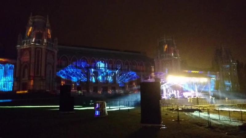 Фрагмент концертной программы Дмитрия Маликова, фестиваль Круг света 2018