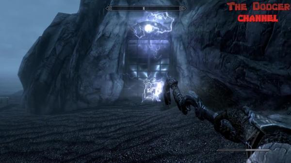 Skyrim - Секрет подводного города [Спрятанный город]