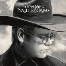 Elton John альбом Peachtree Road