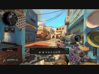 New map glitch on morocco. black ops 4
