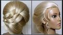 Красивые прически на средние и длинные волосы.Beautiful hairstyles for medium hair and long hair.