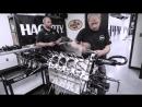 Переборка двигателя дрэгстера на 11000 л.с.