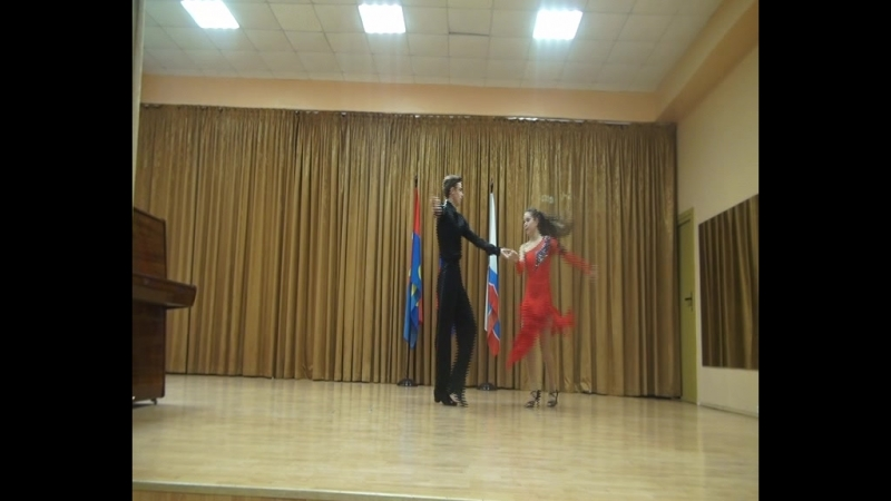 Владимир Тимофеев и Анастасия Балыко