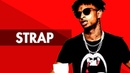 STRAP Dark Trap Beat Instrumental 2017 | Hard Dope Rap Hiphop Freestyle Trap Type Beat | Free DL