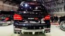 BRABUS XL 850 6.0 BITURBO (GLS63 AMG) - 2017 Geneva Motor Show