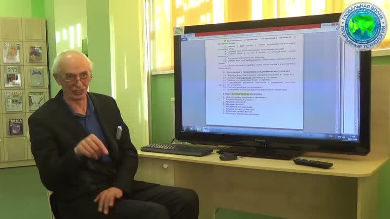 Космическое самопрограммирование- О наследии Яна Ивановича Колтунова - Глобальная волна