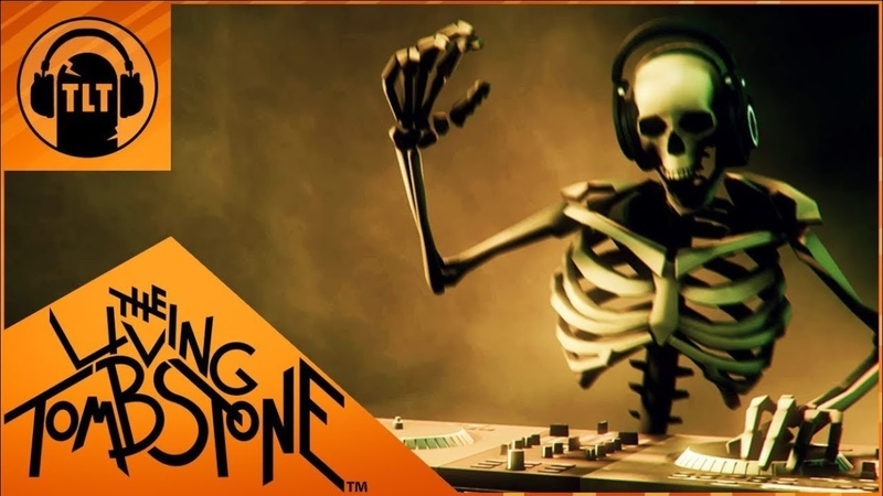 Spooky Scary Skeletons 2K18 - The Living Tombstone Remix