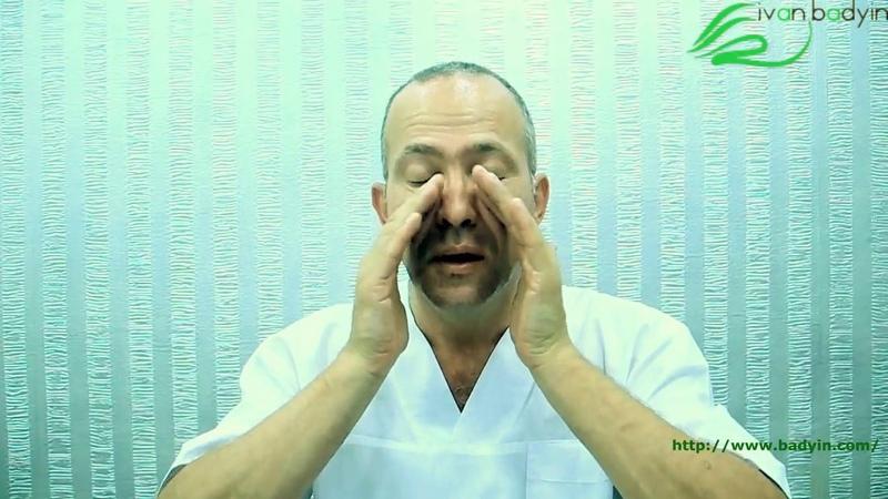 Урок 4 Лимфодренажный массаж лица от Ивана Бадьина