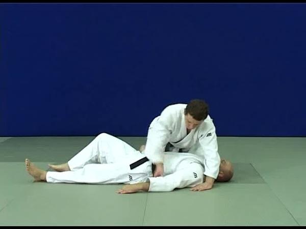3КЮ Katame waza – kuzure-yoko-shiho-gatame (judo, 4 kyu).
