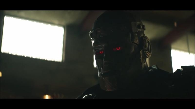 Doom Patrol 1x01 Robotman Regains His Memories