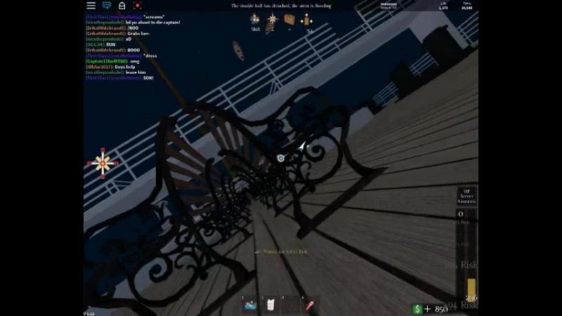 Роблокс,Титаник,2 серия