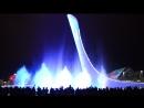 Шоу поющих фонтанов (море). Сочи, Олимпийский парк