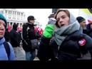 20 января 2019 митинг против передачи Курилл
