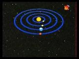 Земля космический корабль (5 Серия) - Меркурий и Марс