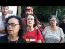 Ato inter religioso na Vigília Lula Livre em Curitiba 233 dias de resistência