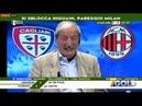 CRUDELI CI PROVA CON LE DONNE IN STUDIO ●Cagliari-Milan 1-1● 16/09/18