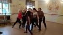 Наш первый танцевальный этюд - гр. 1-СКД Вариант 2